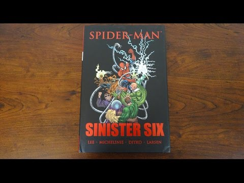 Spider Man Sinister Six Review