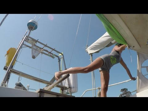 Solo Sailing: UNTIE THE LINES II #47 - Don't Touch Land
