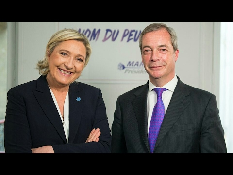 The Nigel Farage Show: Nigel interviews Marine Le Pen - The Full Interview LBC. 15th March 2017