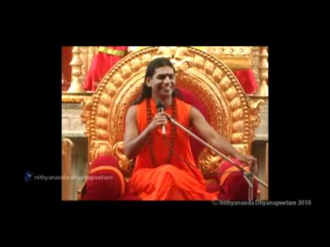 HIMALAYAS the dimension beyond mind nithyananda morning message 2010Oct06