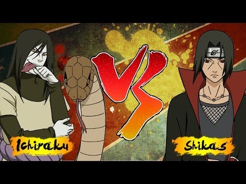 IchirakuTV Vs Shikasclouds! | Naruto shippuden ultimate ninja storm 3 |