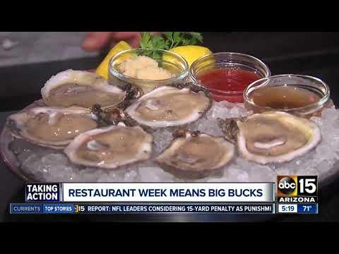 Score a deal during Arizona Restaurant Week