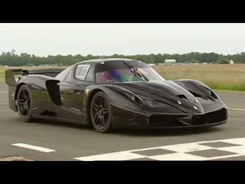 Ferrari FXX - The Stig's Power Lap - Top Gear - Series 13 - BBC