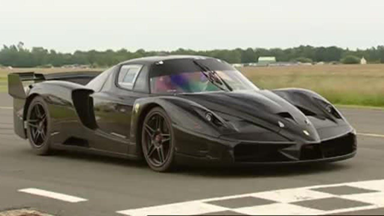 Ferrari FXX | The Stig's Power Lap | Top Gear