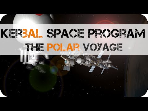 Kerbal Space Program - E11 - The Polar Voyage