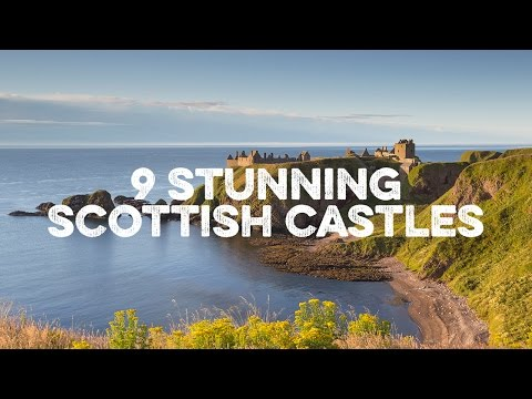 9 Stunning Scottish Castles
