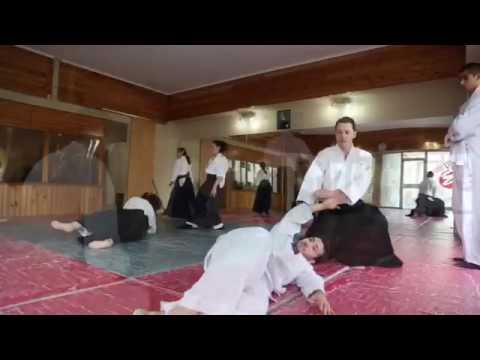 Aikido Providencia - Kokuynage