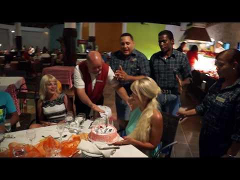 Видео Отель сиренис пунта кана ресорт казино