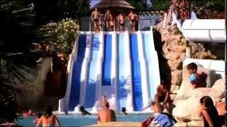 Piscine camping Les Sables d'Or Cap d'Agde