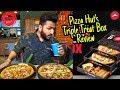 Pizza Hut Triple Treat Box Review 🍕🔥  Pizza Hut India 🇮🇳