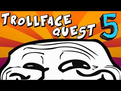 LE TROLLATE RITORNANO!! - Trollface Quest 5