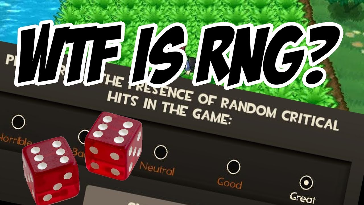 Games Rng