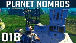 PLANET NOMADS [018] [Restart mit Update 0.5.4] Let's Play Gameplay Deutsch German thumbnail