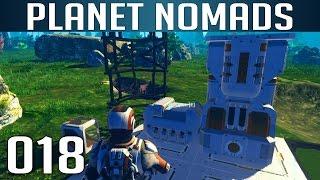 PLANET NOMADS [018] [Restart mit Update 0.5.4] Let's Play Gameplay Deutsch German thumbnail