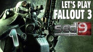 Let s Play Fallout 3 1 - Побег и Первый Компаньон