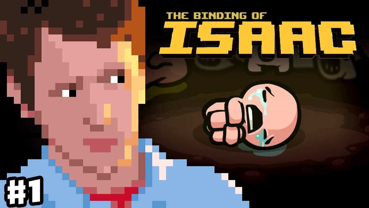 The Binding of Isaac Part 1 Into the Basement