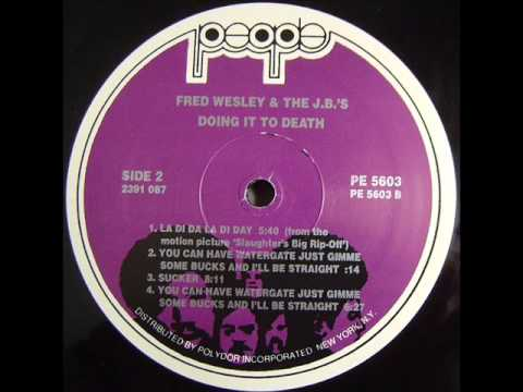 The JB's - Doing It To Death