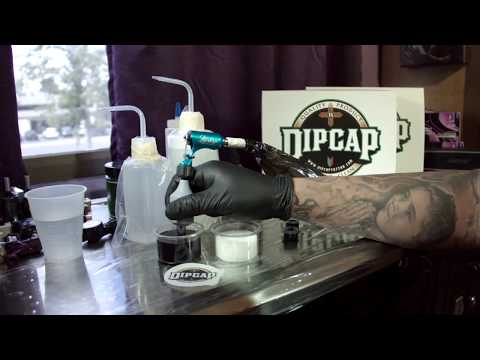 How do you DipCap? | Rinse, Dip & Clean your Tattoo Needles