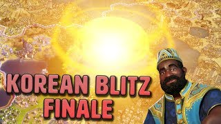 Korean Blitz Finale - Mali [#18] - Civilization VI Gathering Storm