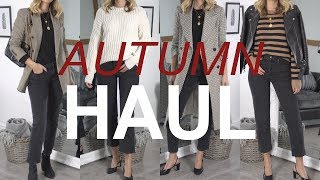 One of Emma Hill's most viewed videos: Autumn Fall Haul October 2017 | Topshop, Chanel, Zara, Mango, ASOS