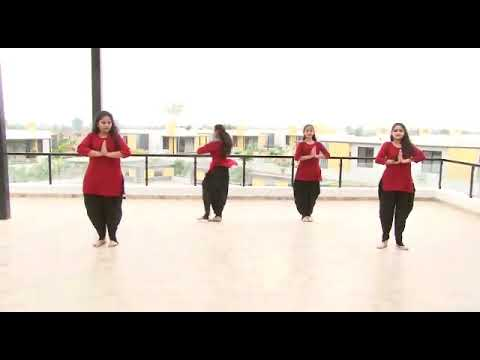 Namo Namo | Easy Steps | classical | kedarnath | @Binali's Dance Studio