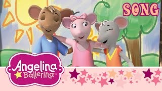 Angelina Ballerina: Dancing Butterfly
