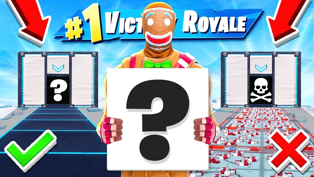 Board Game SCORECARD GAME MODE in Fortnite Battle Royale