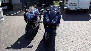 МОТОБАЗА. Отправили 2 мотоцикла по России. WWW.MOTOBAZA.BIZ / Видео