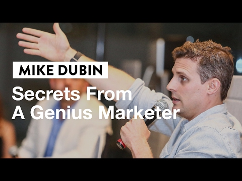 Secrets From A Genius Marketer | Mike Dubin, CEO Of Dollar Shave Club