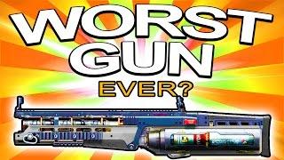 worst gun ever i think we have a winner call of duty advanced warfare