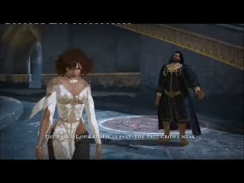 Prince of Persia Walkthrough - Temple - Steps of Ormazd Power
