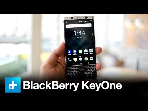 Blackberry KeyOne - Hands On at MWC 2017
