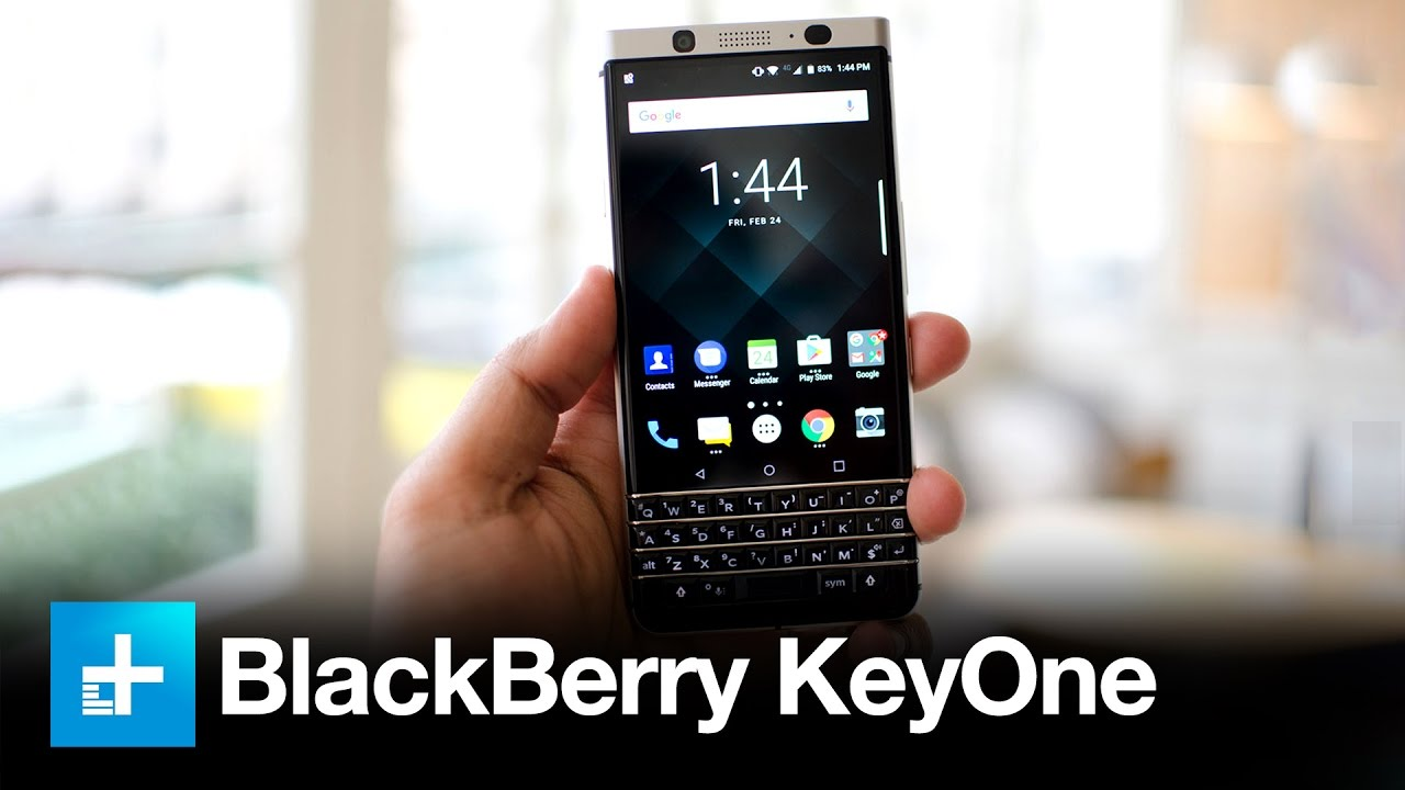 Blackberry KeyOne – Hands On at MWC 2017