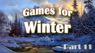 Games for Winter - Part 11 - PC Games