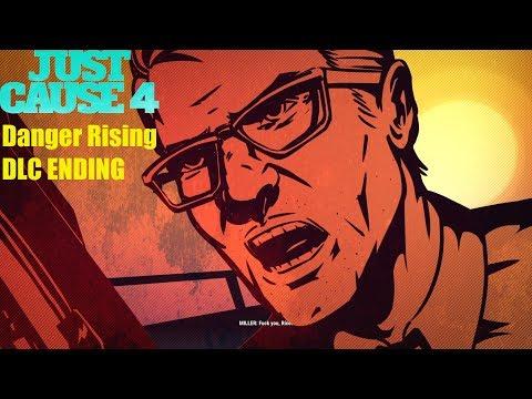 JUST CAUSE 4 - Danger Rising DLC Ending (Just Cause 5 ?)