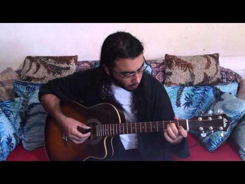 shinkai - Elfen lied - acoustic guitar (By Diego Tarragona)
