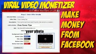 Viral Video Monetizer Review - Make Money From Facebook
