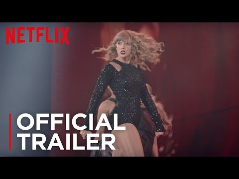 Ditch - Taylor Swift Concert Coming To Netflix!