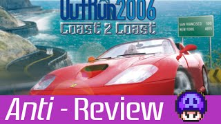 ANTI REVIEW: OutRun 2006: Coast 2 Coast