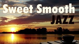 Sweet, Smooth JAZZ with Coffee -  Soft Relaxing Music by MusicMaru - 달콤하고 잔잔한 재즈 연속재생