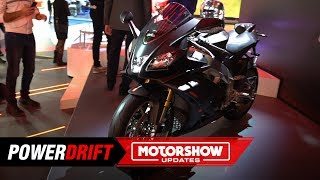 2019 Aprilia RSV4 1100 Factory : Gets its wings : EICMA 2018 : PowerDrift