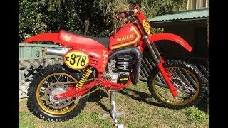 Maico 1980 MC440 Restoration
