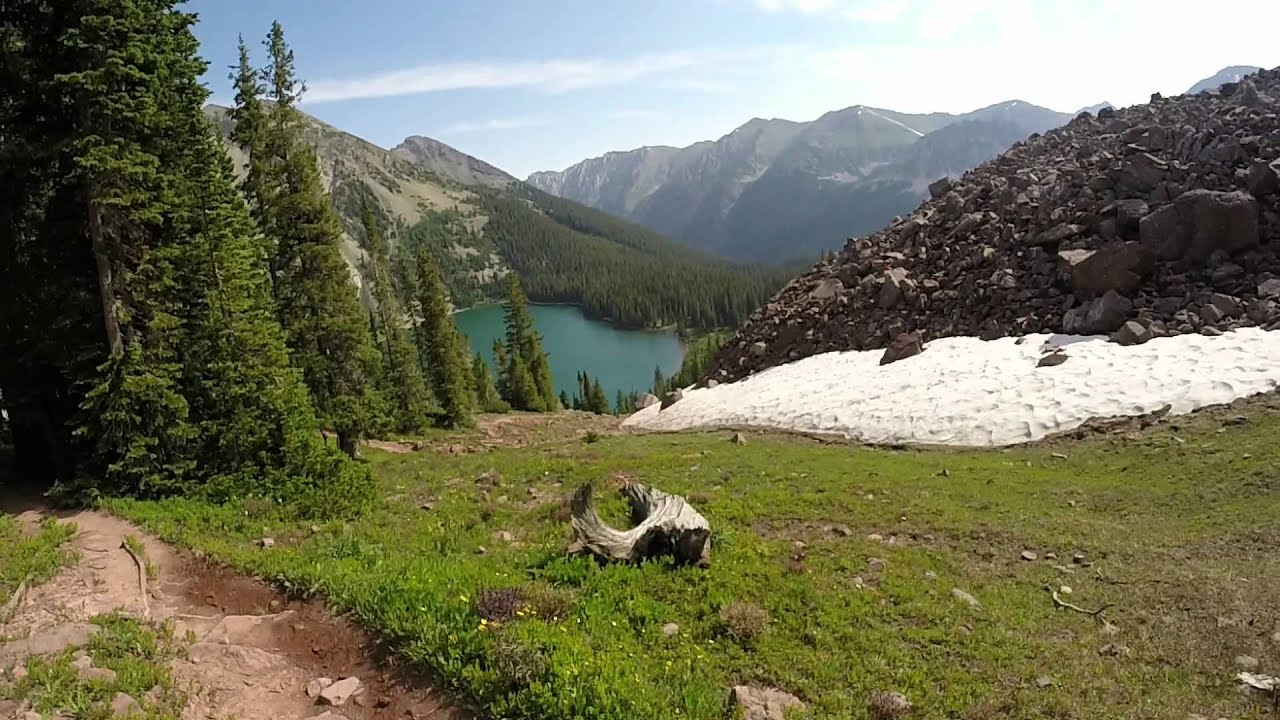 Backpacking the Four Pass Loop!