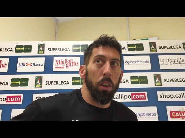 #SuperLega, Stefano Mengozzi alla vigilia del match contro Siena