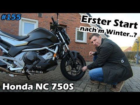 Werkstatt | Motorrad auswintern | Was ist zu beachten? | Honda NC 750s | Mr. Moto