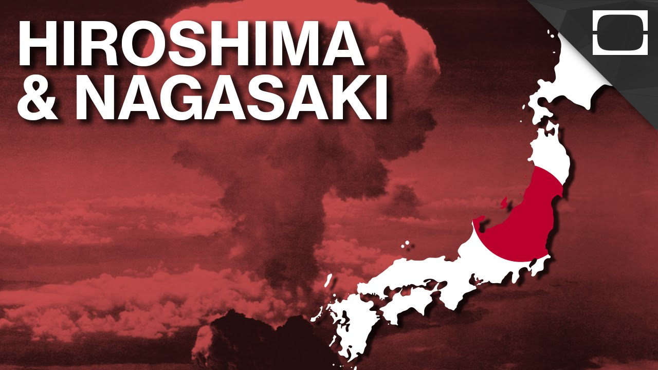 Why The US Dropped A Nuclear Bomb On Japan