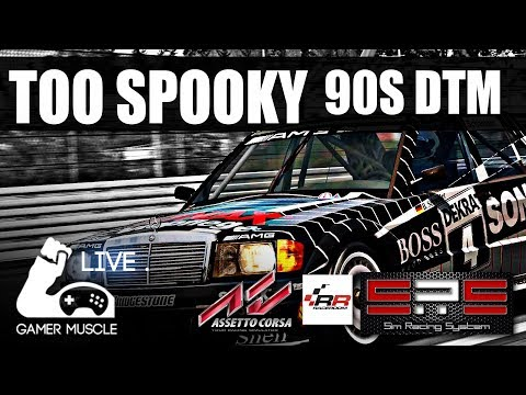 ASSETTO CORSA - SPOOKY 90S DTM MULTIPLAYER RACING
