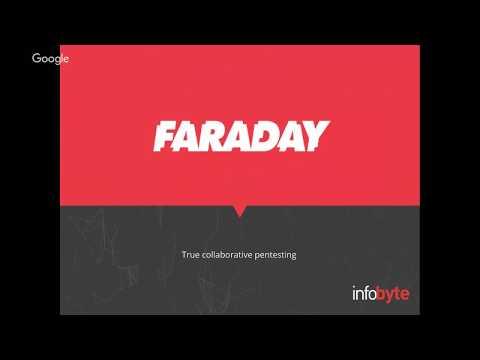Faraday Workshop - June 2017