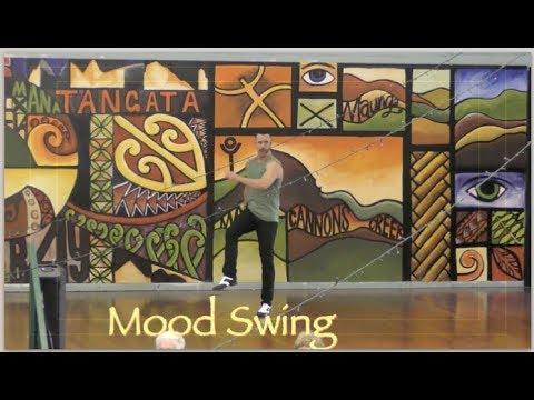Mood Swing Line Dance  Demo: Simon Ward