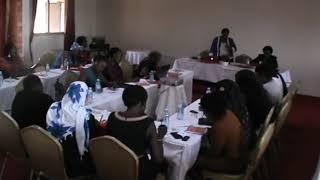 Beyond 2016 Consultative Meeting Kampala Kolping Hotel